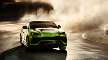 Lamborghini Urus ST-X - off-road