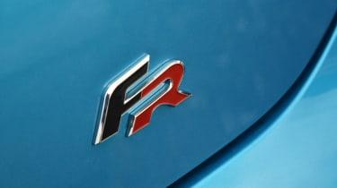 SEAT Leon SC 1.8 TSi FR badge