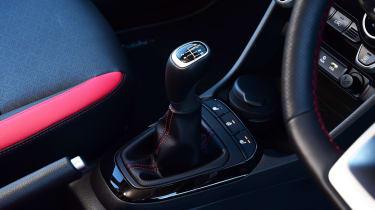 Used Kia Picanto Mk3 - transmission
