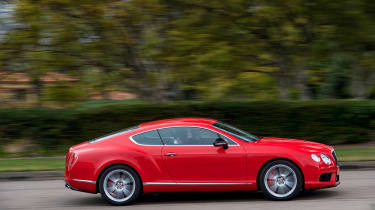 Bentley Continental GT V8 S coupe 2014 pan