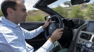 Aston Martin DBS Superleggera Volante - James Batchelor