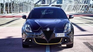 Alfa Romeo Giulietta Veloce - full front