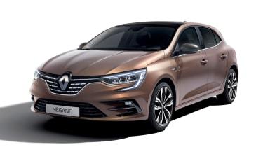 Renault Megane - front studio