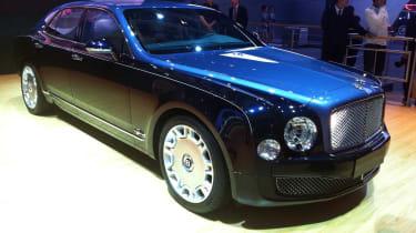 Bentley Mulsanne Diamond Jubilee