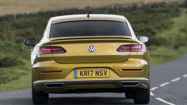 Volkswagen Arteon - rear cornering