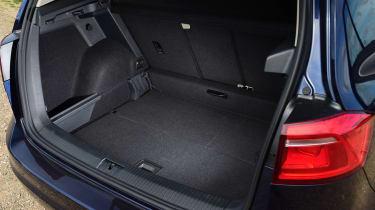 Volkswagen Golf SV BlueMotion TSI 2016 - boot