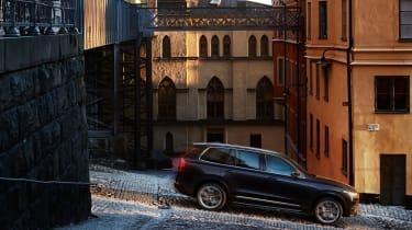 Volvo XC90 side