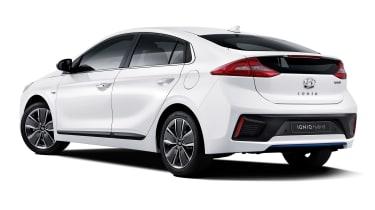 Hyundai Ioniq - official rear quarter 2