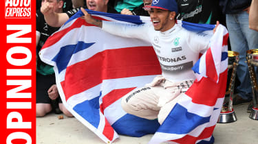 Opinion - Motorsport in the Olympics