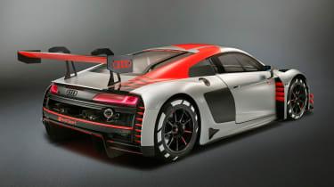 Audi R8 LMS GT3 - rear static