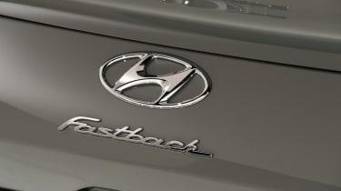 Hyundai i30 Fastback N - Hyundai badge