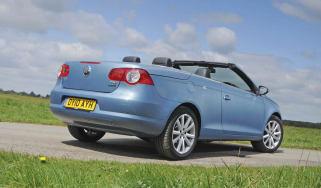 Volkswagen Eos BlueMotion