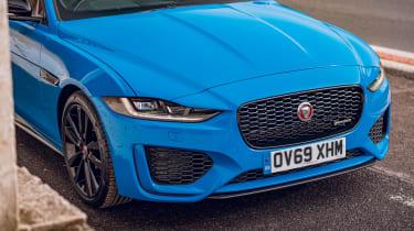 Jaguar XE Reims Edition - grille