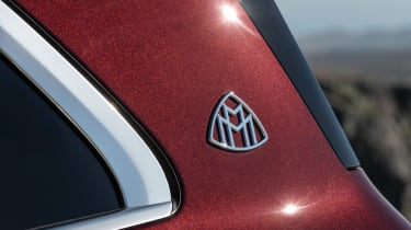 Mercedes-Maybach GLS - Maybach side badge