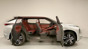 Mitsubishi GT-PHEV Concept doors
