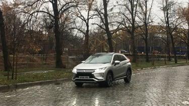 Mitsubishi Eclipse Cross long termer - front Poland