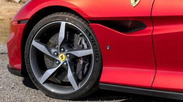 Ferrari Portofino M - wheel