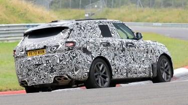 Range Rover SVR - spyshot 5
