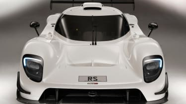 Ultima RS - studio full front