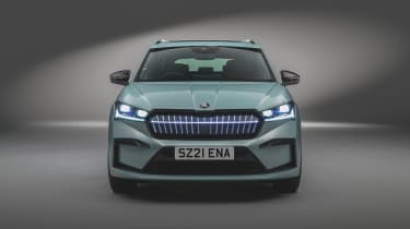 The all-new SUV has allowed Skoda to evolve its styling and brings highlights such as LED backlighting in the front grille