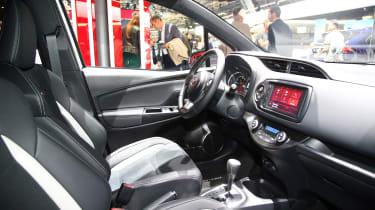 Toyota Yaris GR Sport - Paris dash