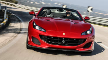 Ferrari Portofino - front