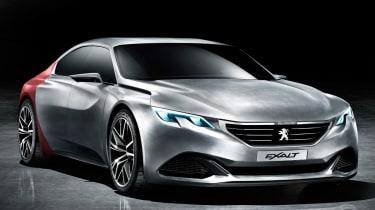 Peugeot Exalt concept car 15