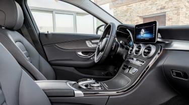 Mercedes C-Class Estate - cabin