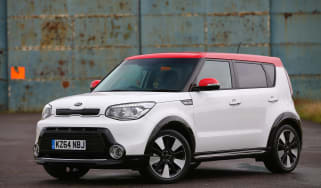 Kia Soul Mixx and Maxx