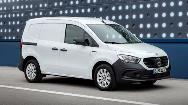 Mercedes Citan - front