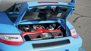 Techart Porsche 911 GTStreet RS detail