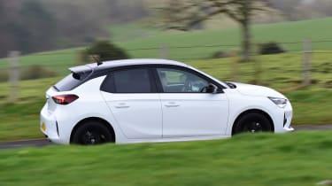 Vauxhall Corsa - side