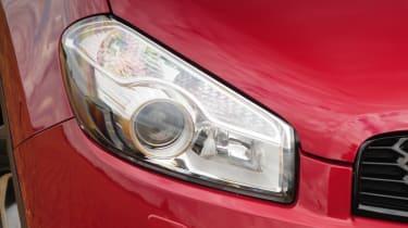 Nissan Qashqai light