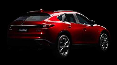 Mazda CX-4 rear
