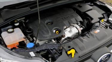 Ford Focus ECOnetic engine
