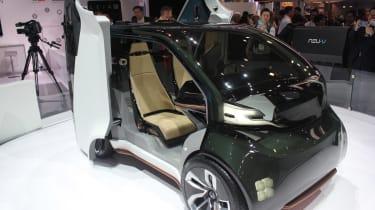 Honda NeuV - front/side