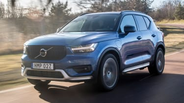 Volvo XC40 T5 Twin Engine - front
