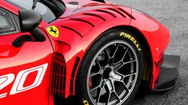 Ferrari 488 GT3 EVO - wheel arch