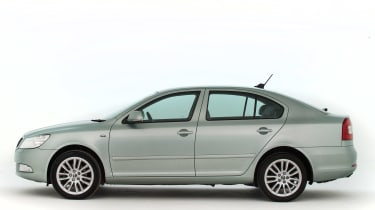 Used Skoda Octavia - side