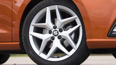 Seat Ibiza FR-  wheel