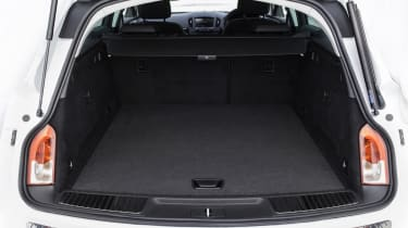Vauxhall Insignia Country Tourer boot