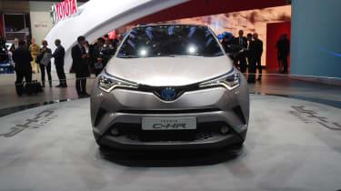 Toyota C-HR - Geneva front