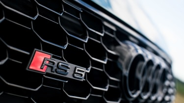 Audi RS 5 Sportback grille