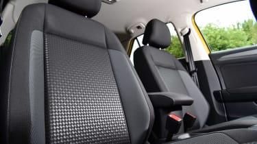 Volkswagen T-Roc Active - seats