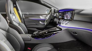 Mercedes-AMG GT 63 S - interior