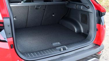 Hyundai Tucson MHEV - boot