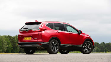 Honda CR-V - rear static