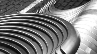Peter Keetman, Hintere Kotflügel, Eine Woche im Volkswagenwerk series