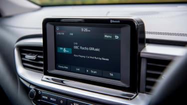 Kia Ceed 1.6 CRDi iMT - screen