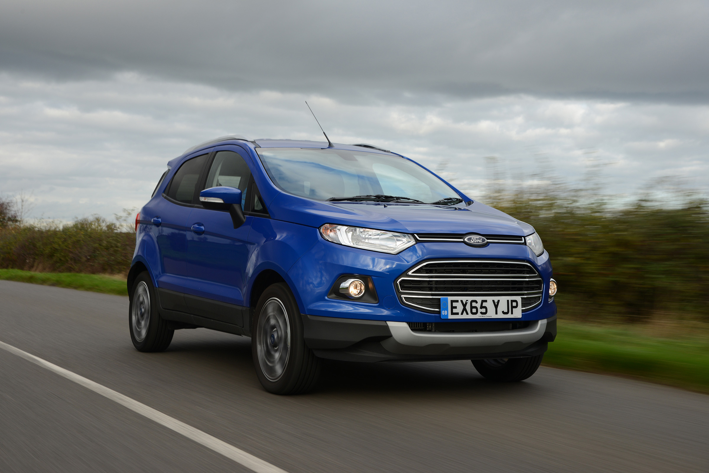 New Ford Ecosport 2015 Review Auto Express